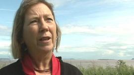 Anne Meikle, head of WWF Cymru