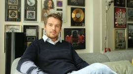 Jacob Herbst from Sony music discusses streaming speeds