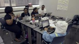 New York hackathon
