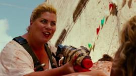 Katy Brand in Walking On Sunshine