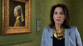 The director of the Mauritshuis, Emilie Gordenker