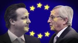 Cameron and Juncker graphic