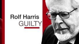 Rolf Harris graphic