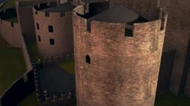 CGI castle