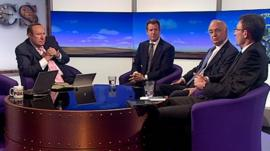 Daily Politics panel reviews PMQs
