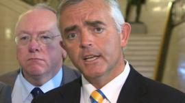 Jonathan Bell said that any response to the determination