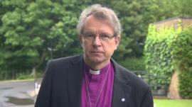 The Right Reverend Paul Butler