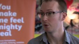 Rainbow Project's Gavin Boyd said the issue was not about same sex marriage but the provision of goods, facilities and services