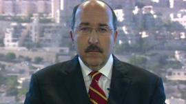Israeli government adviser Dore Gold