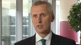 Financial Conduct Authority chief Martin Wheatley