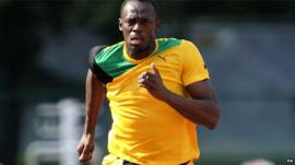 (File photo) Usain Bolt