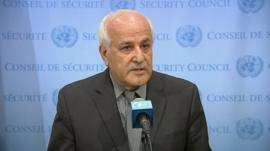 Riyad Mansour - Palestinian Ambassador to the United Nations