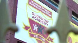 Oldknow Academy