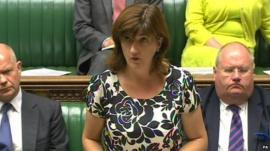Nicky Morgan announced the new role alongside the official publication of Peter Clarke's