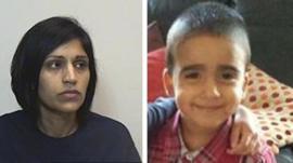 Rosdeep Adekoya and Mikaeel Kular