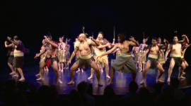 The Fringe will include traditional Maori displays by New Zealand's Kapa Haka performers