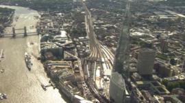 More than 50,000 passengers use London Bridge station each day