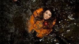 Kate Bush publicity shot