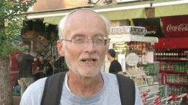 Jerusalem resident