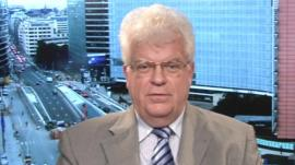 Russia's ambassador to the European Union, Vladimir Chizhov