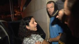 Ashya King's parents leave courthouse in Velez Malaga