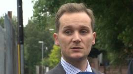 Detective Inspector Neil Jones
