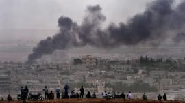 Battle for KOBANE