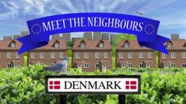 Meet the Neighbours logo