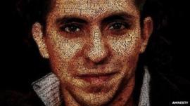 Raif Badawi poster