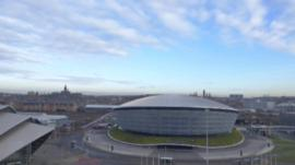 Hydro and SECC in Glasgow