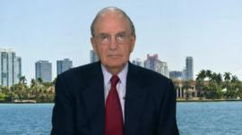Mitchell: 'Difficult period ahead' for US on two state solution in Middle East