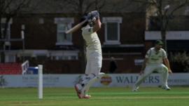 Cricket at Grace Road
