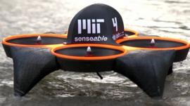 Waterfly drone