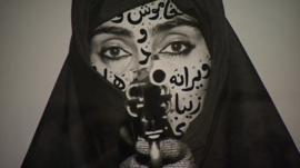 Shirin Neshat art