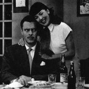Walter Foster e Vida Alves