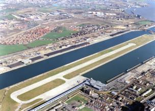 London City Airport, 1997