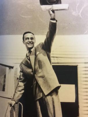 Antonio Callado em 1941