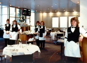 Airport's original brasserie