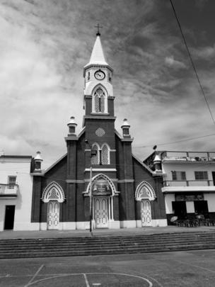Iglesia de Puerto Berrío