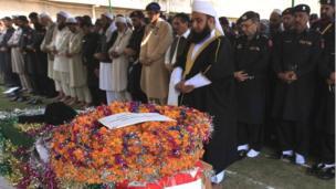 نماز جنازہ