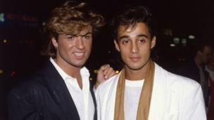 George Michael ve Andrew Ridgeley