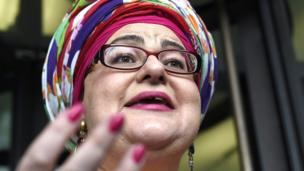 'camila Batmanghelidjh' from the web at 'http://ichef.bbci.co.uk/news/304/cpsprodpb/182DA/production/_86643099_h_52307107.jpg'