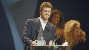 George Michael in 1989