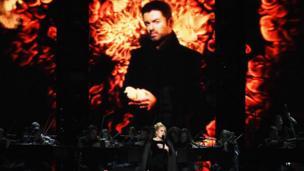 George Michael tribute