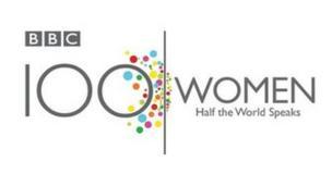 100 women BBC season logo
