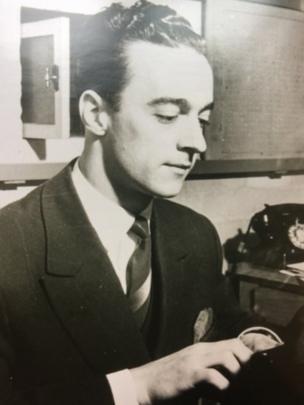 Callado na BBC em 1942
