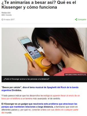 Captura de pantalla con el texto en diferentes colores.