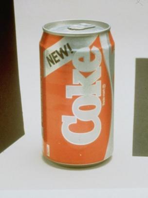 مزه جدید کوکاکولا