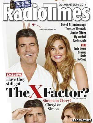 Simon Cowell has revealed why he sacked Cheryl Cole - BBC