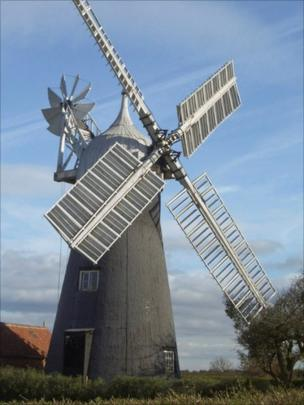 North Leverton windmill, Nottinghamshire